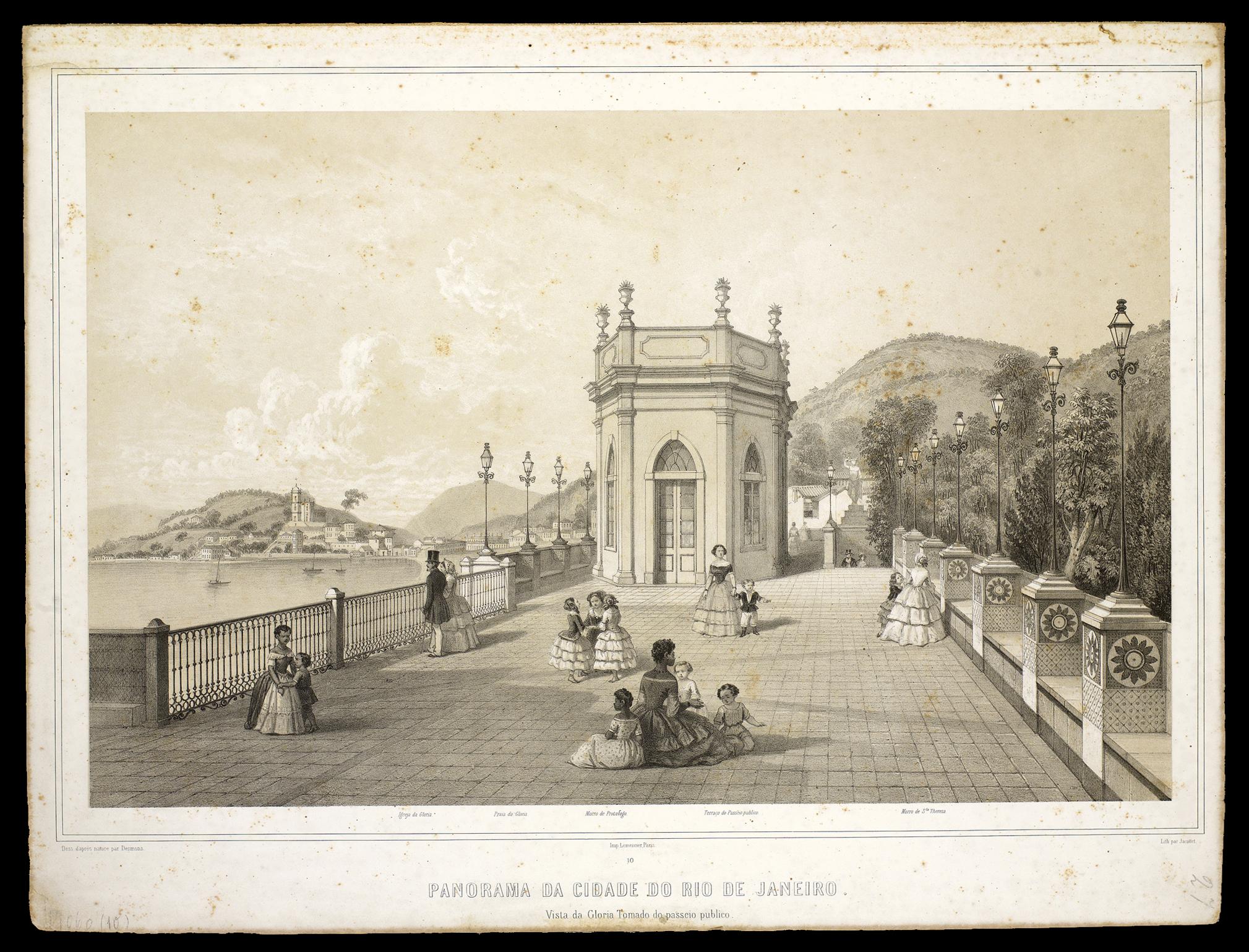 File Panorama Da Cidade De Rio De Janeiro 6 Da Coleção