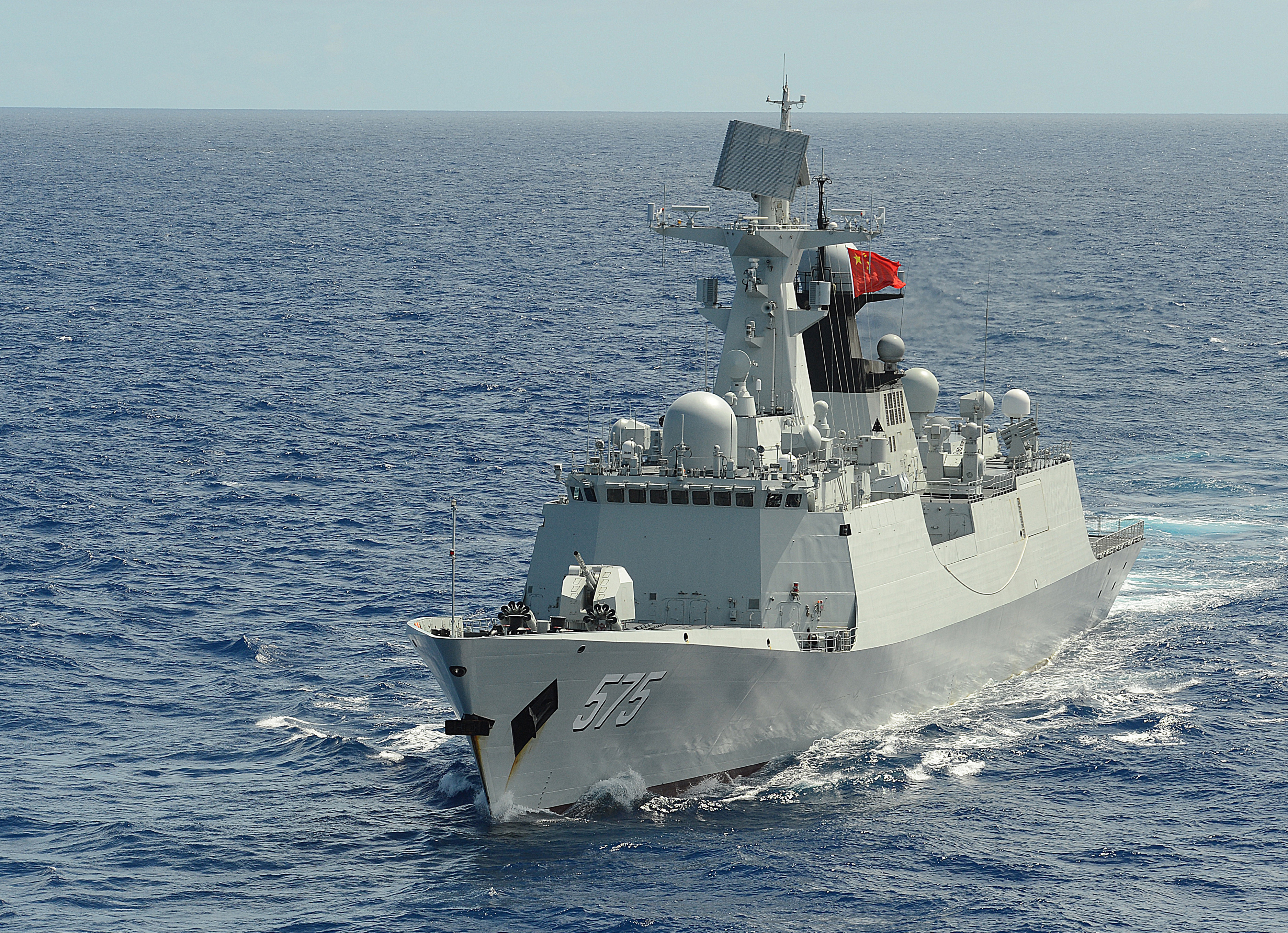 Type 054A frigate - Wikipedia