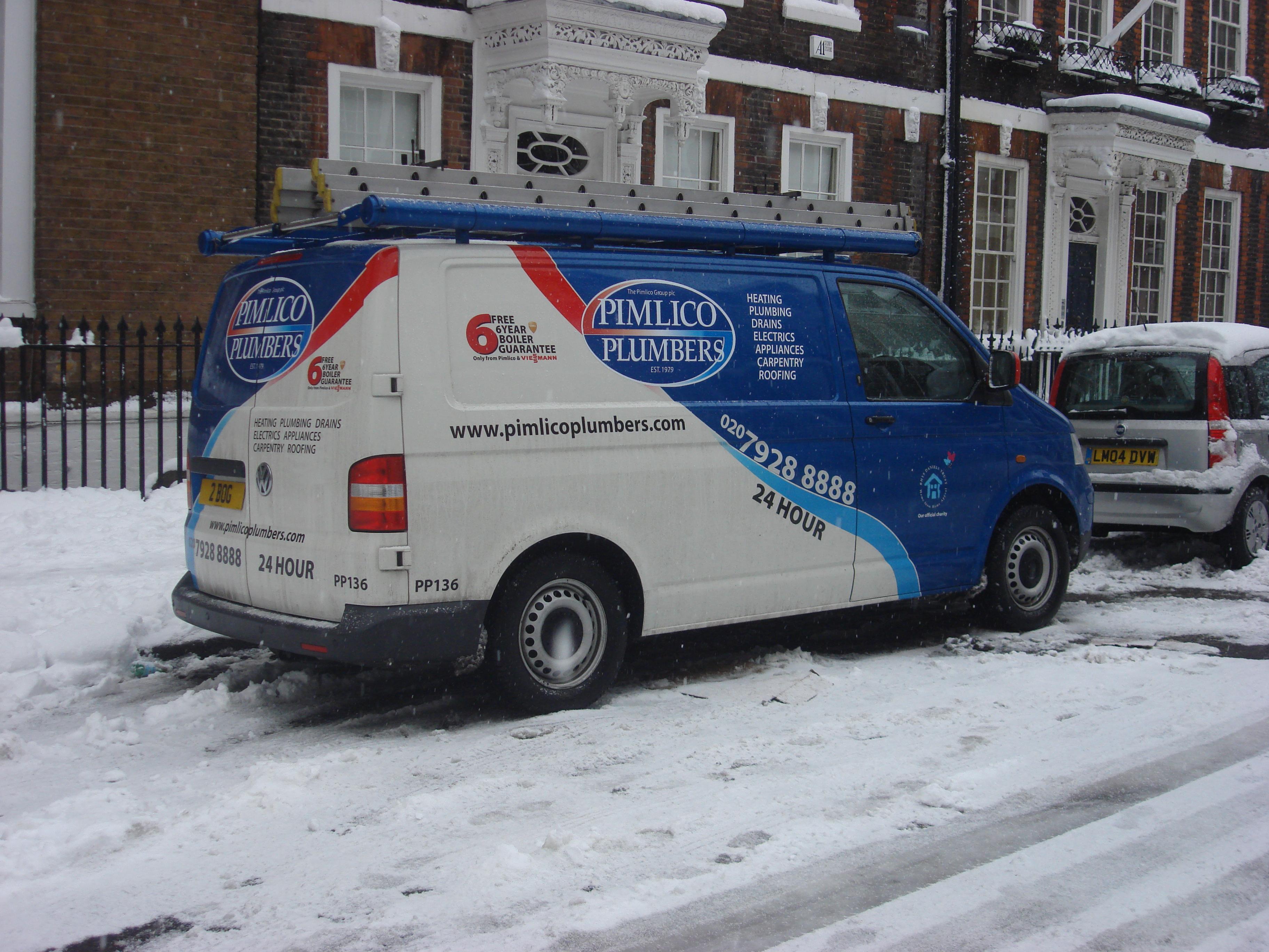 File:Pimlico Plumbers van 2.jpg - Wikimedia Commons