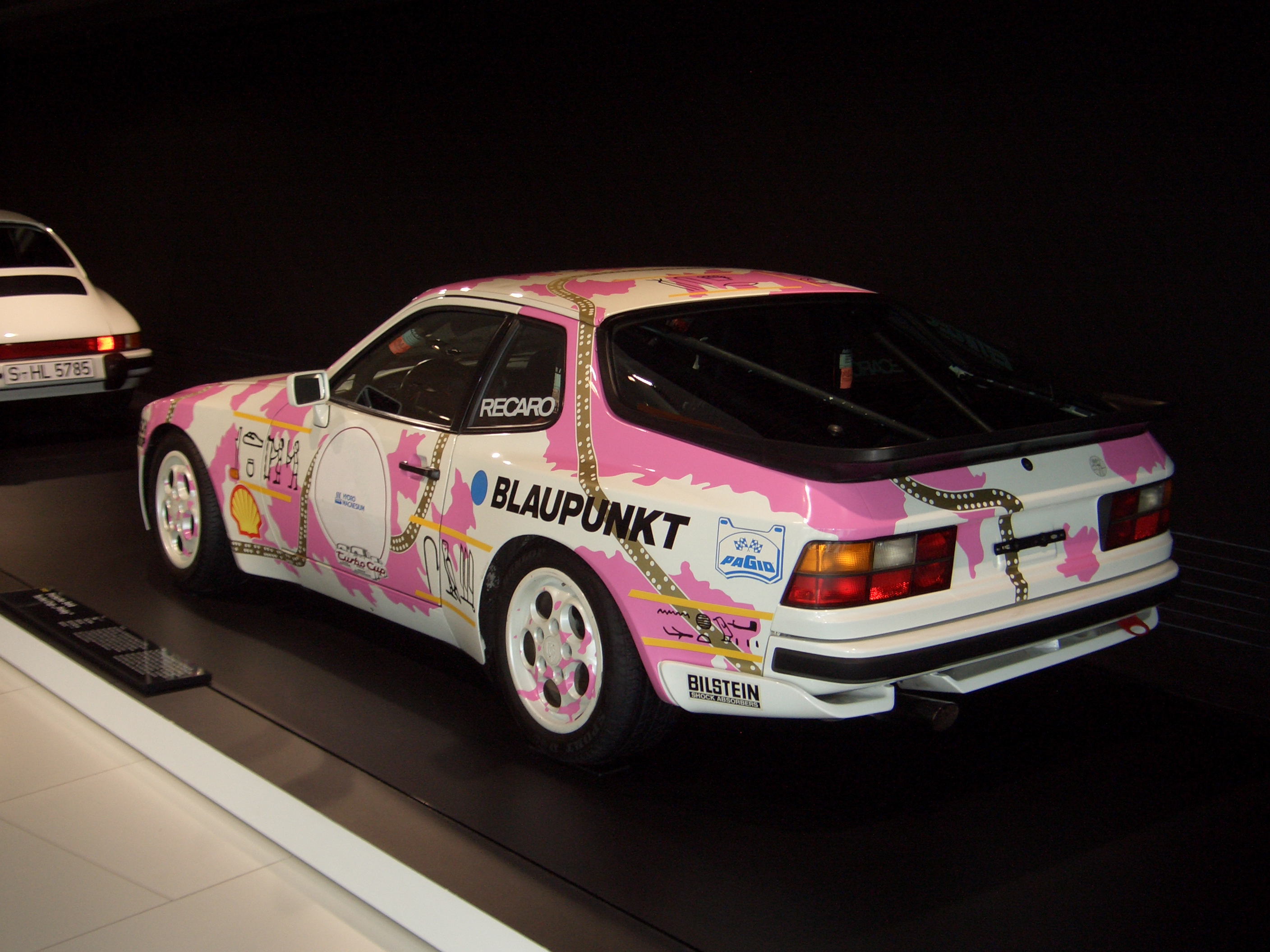 File Porsche 944 Turbo Cup Coupe 1986 Backleft 2009 03 14 A Jpg Wikimedia Commons