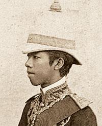 Sommatiwongse Varodaya Prince of Siam