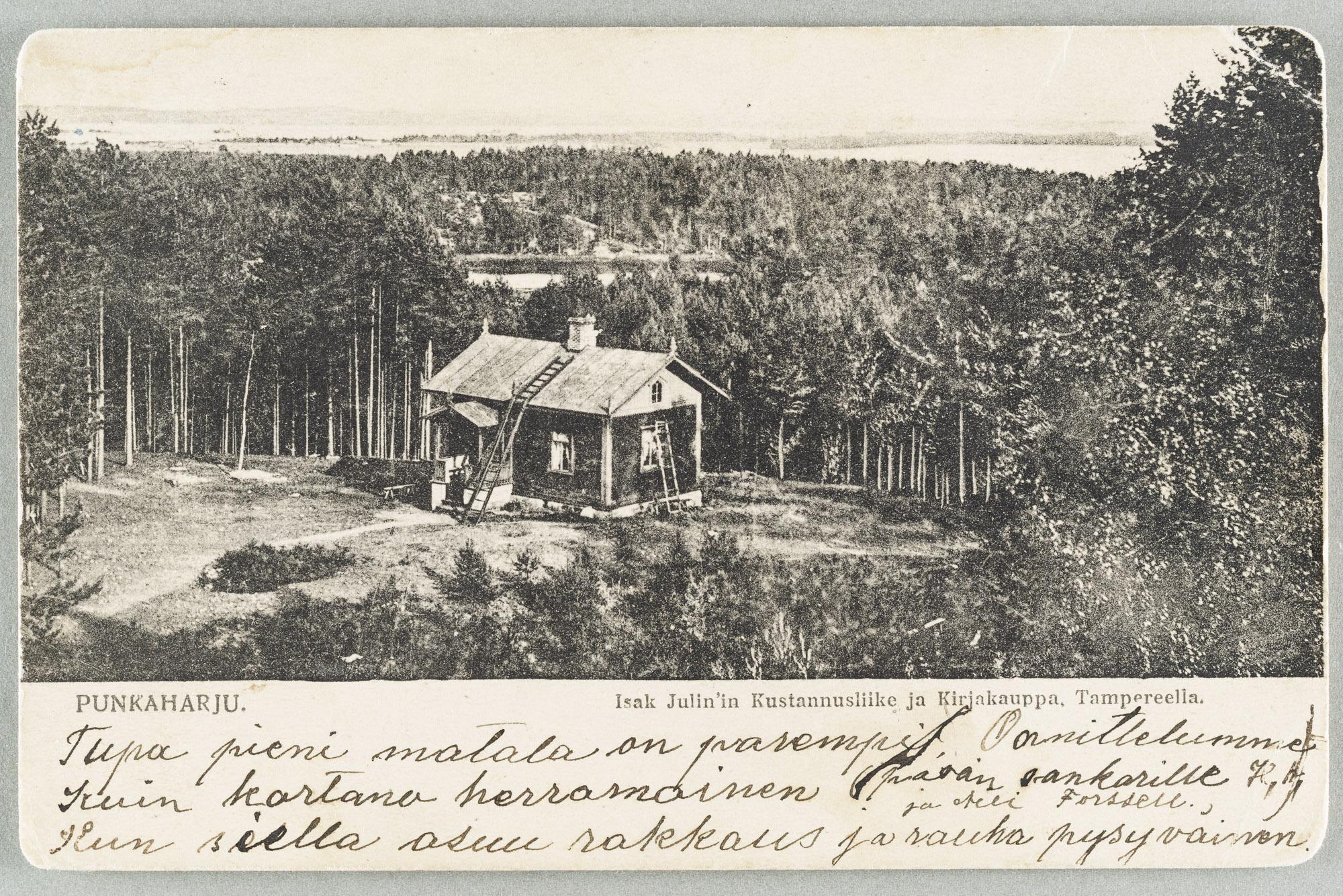 Punihussila, Valtionhotelli, Svante Lagergrén 1888–1893s PK0054.jpg