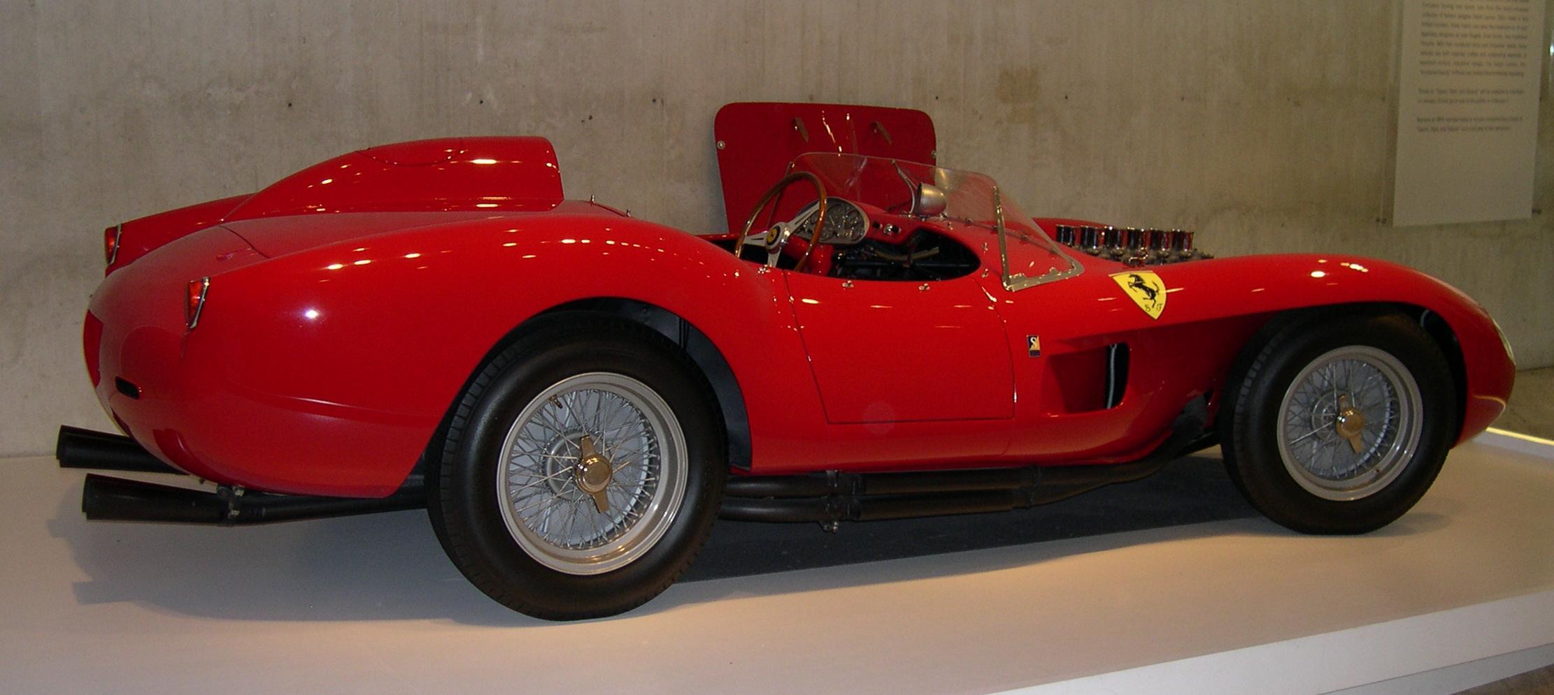 File Rl 1958 Ferrari 250 Testa Rossa Profile Jpg