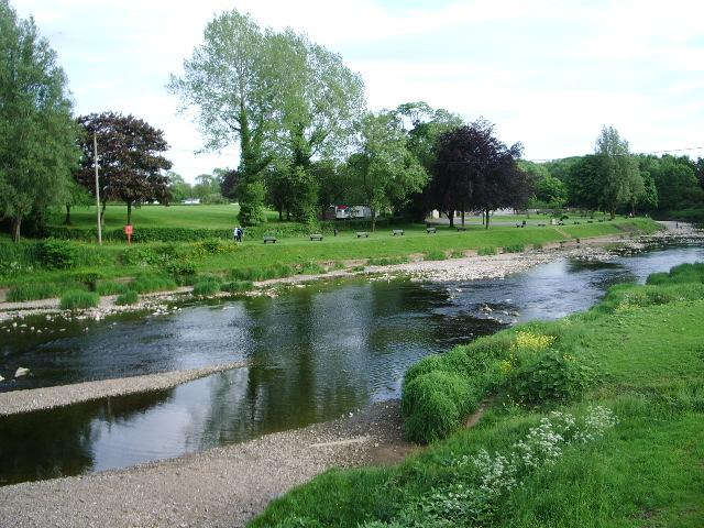 River Ribble - geograph.org.uk - 832860