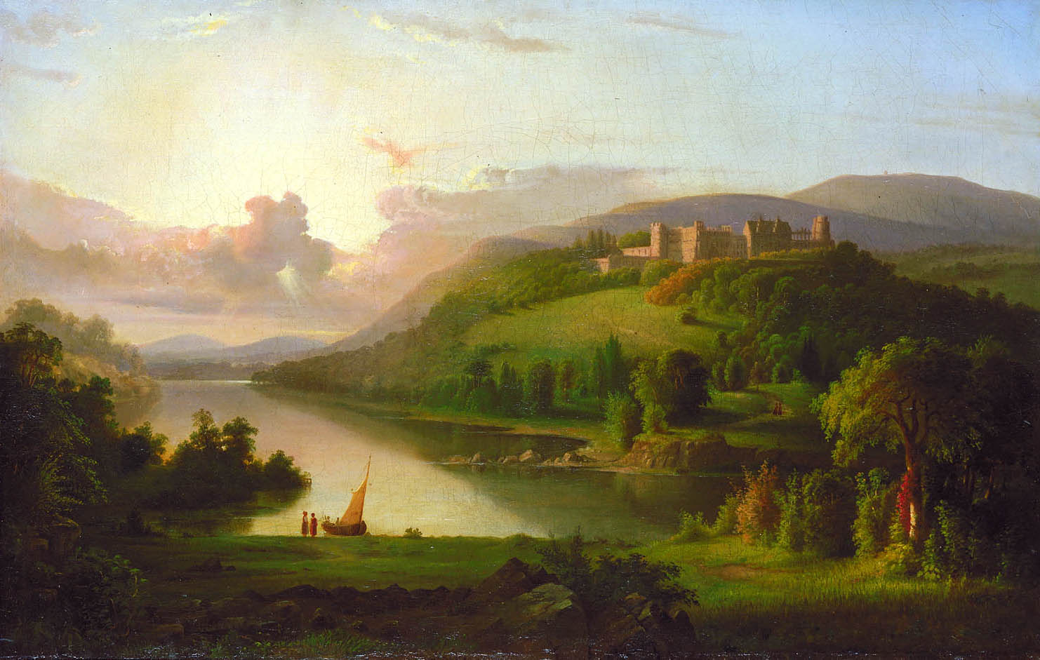 File Robertduncanson Scotch Highlands C1848 1852 Jpg