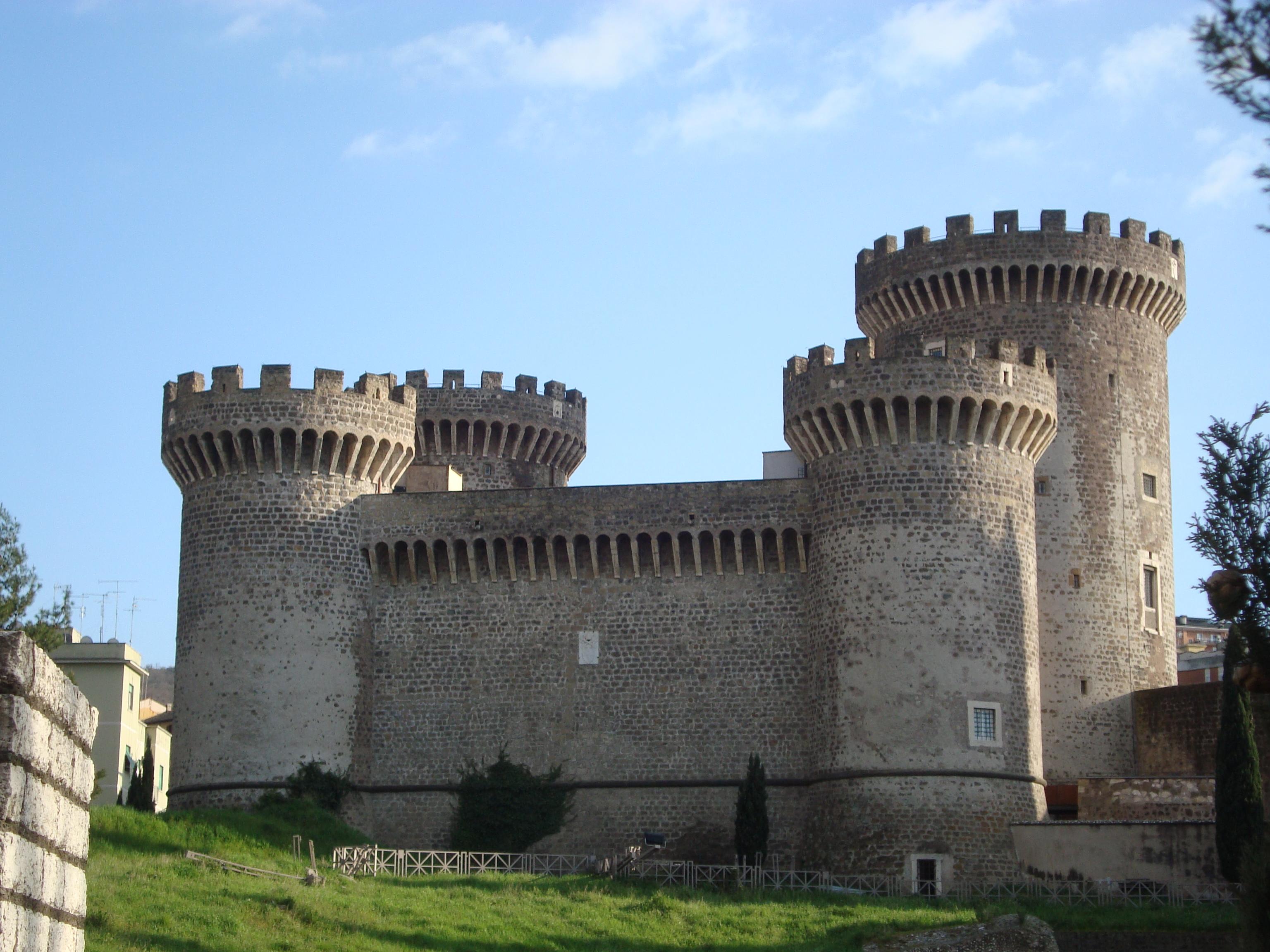 Rocca Pia in Tivoli