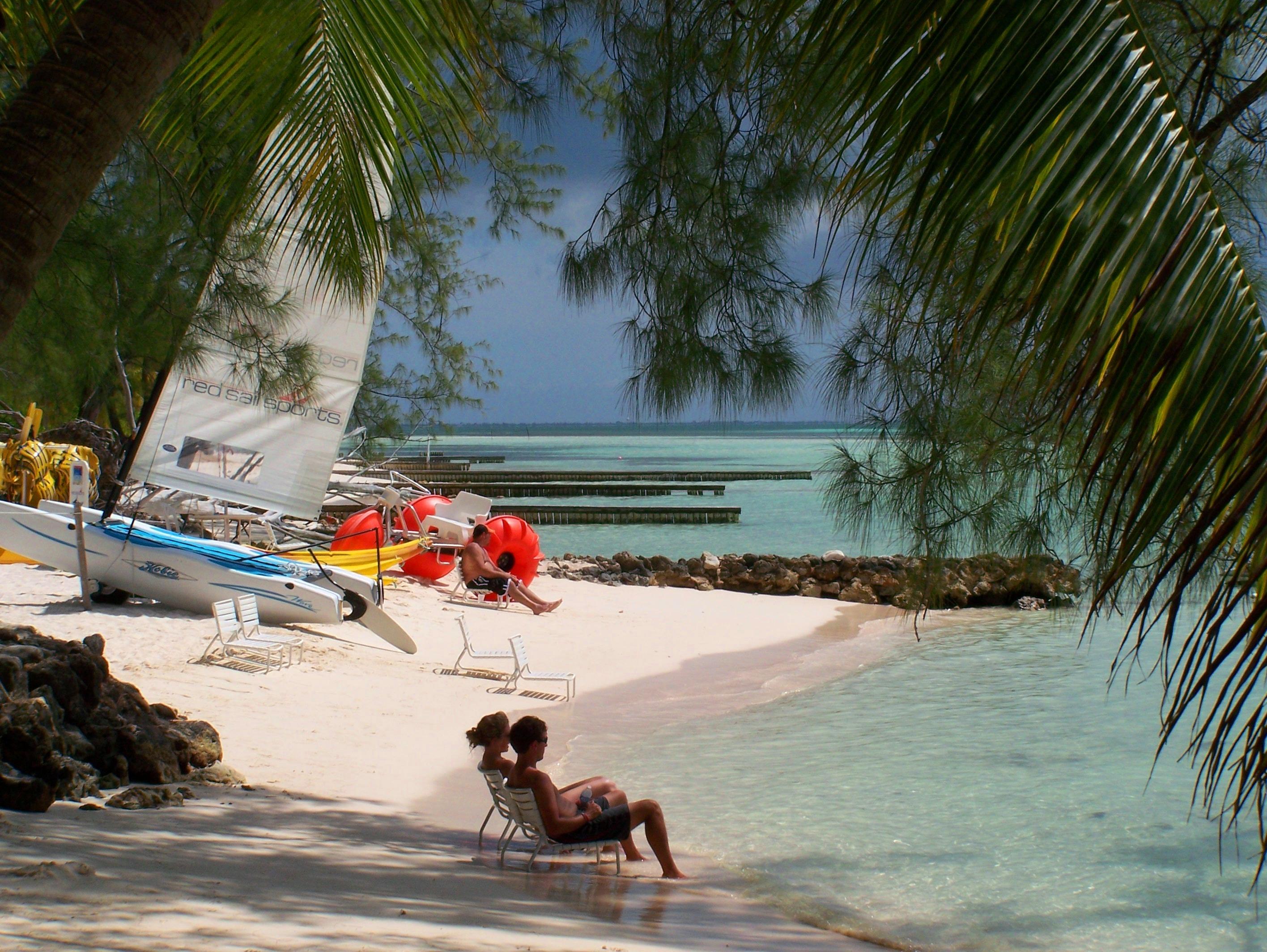 Grand Cayman Beach Access Resorts
