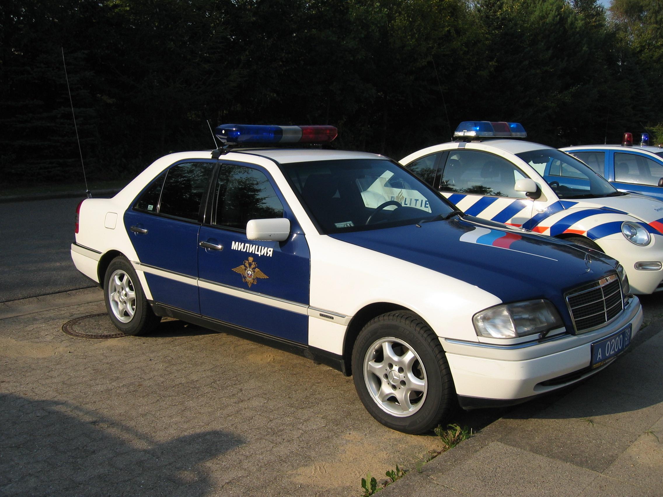 Russian Car 13