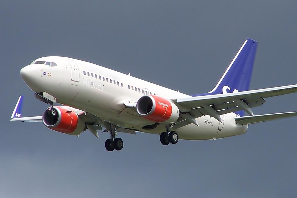 Bildresultat för sas boeing 737-700