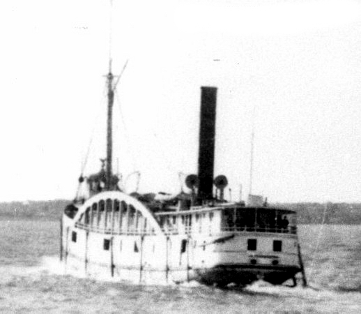 Comet (steamboat) - Wikipedia