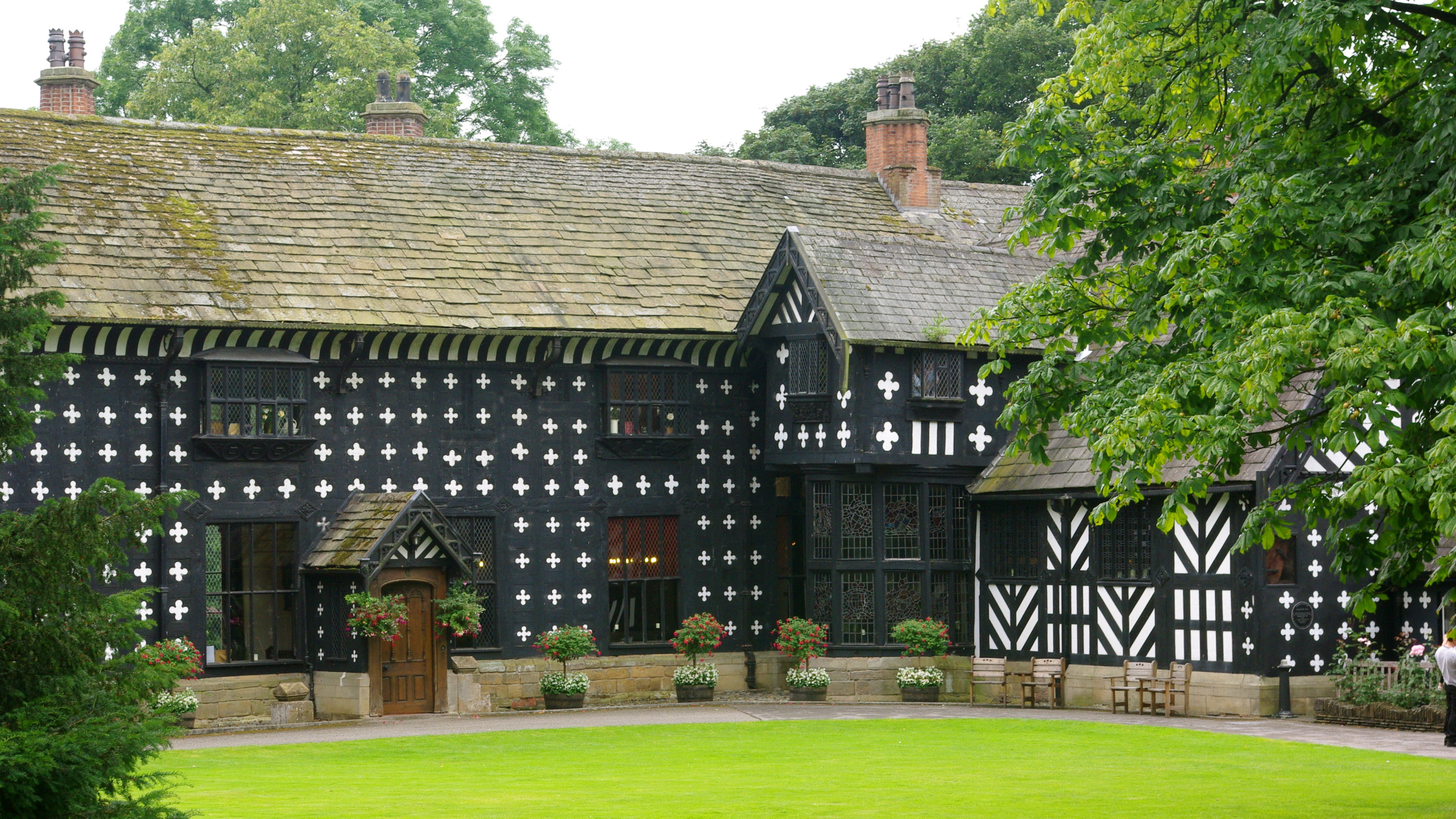 Image result for samlesbury hall""