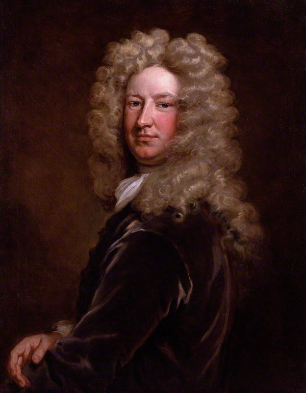 Samuel Garth by [[Godfrey Kneller