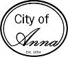Con dấu chính thức của Anna, Illinois
