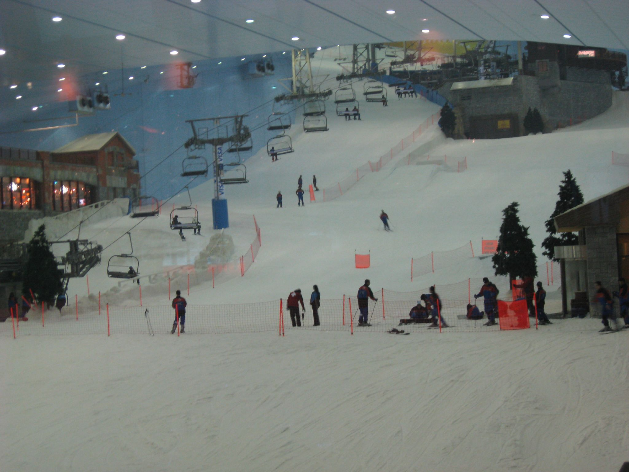 Ski Dubai – Let it snow, let it snow, let it snow…in the desert!