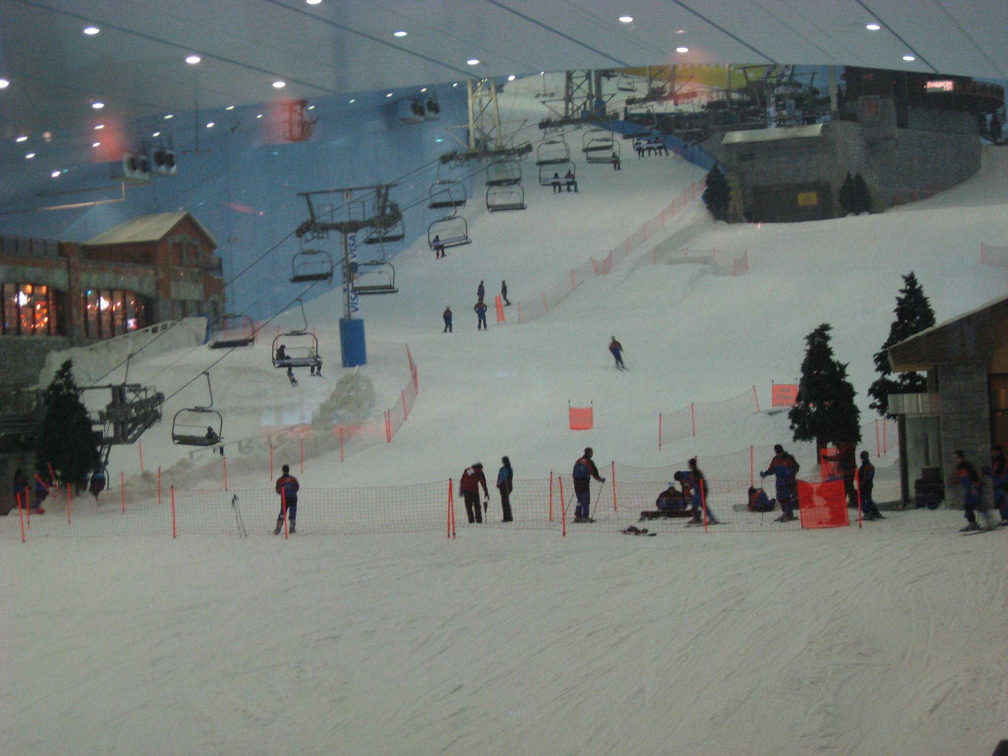 Ski Dubai – Let it snow, let it snow, let it snow…in the desert!