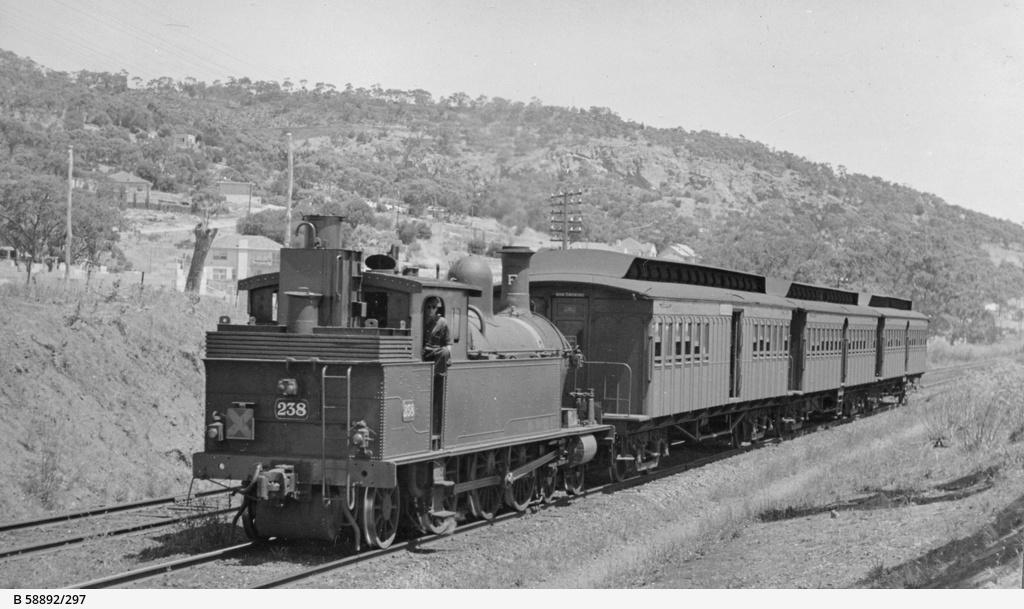File South Australian Railways F 242 Clapham South