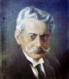 Depiction of Anastasio Alfaro