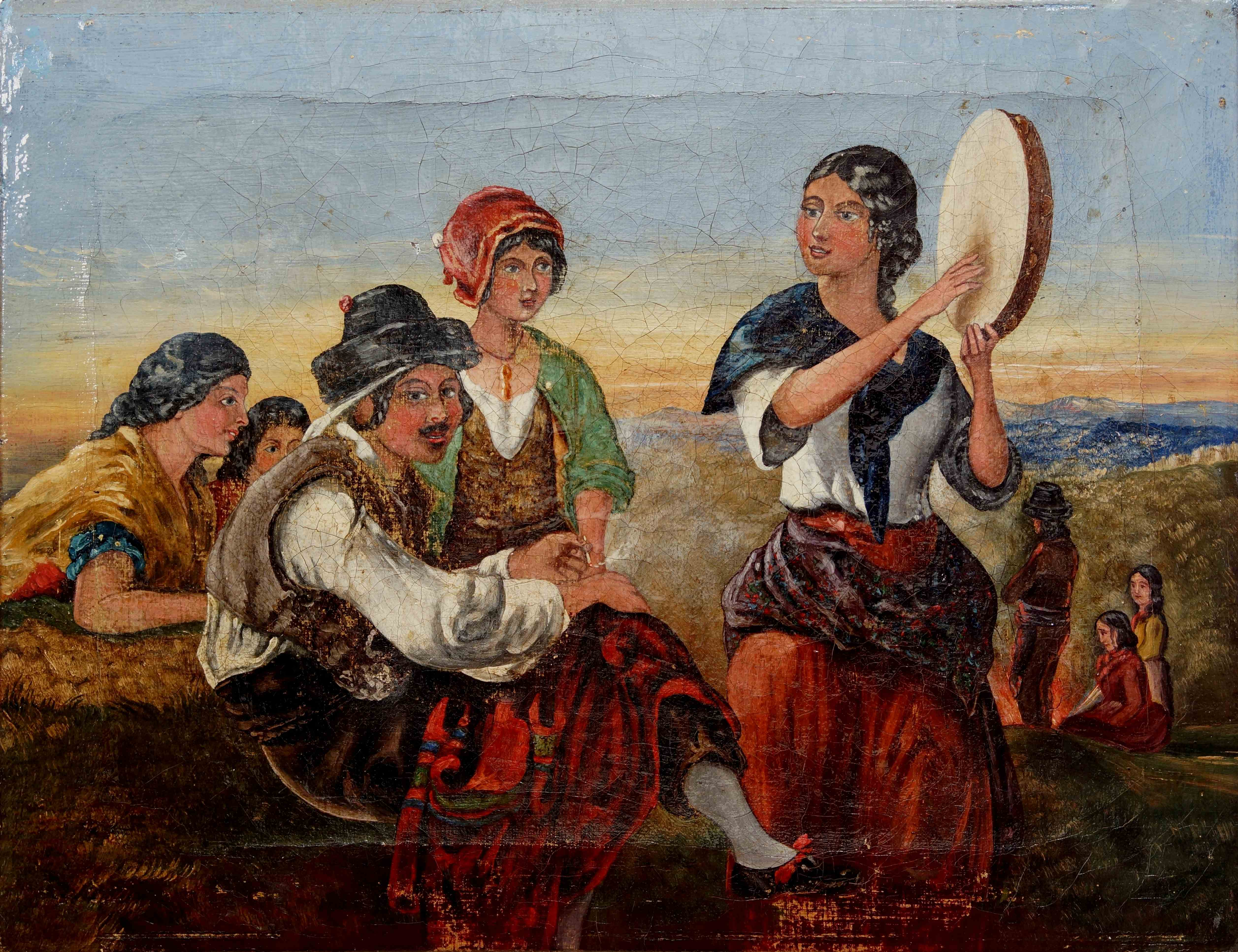 Revealing The Romance Of The Ancient Roma Gypsy – The ...  |Ancient Gypsies