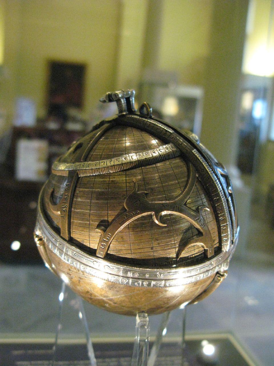 Что такое астролябия