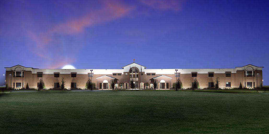 St Patrick Catholic High School Biloxi Mississippi Wikipedia