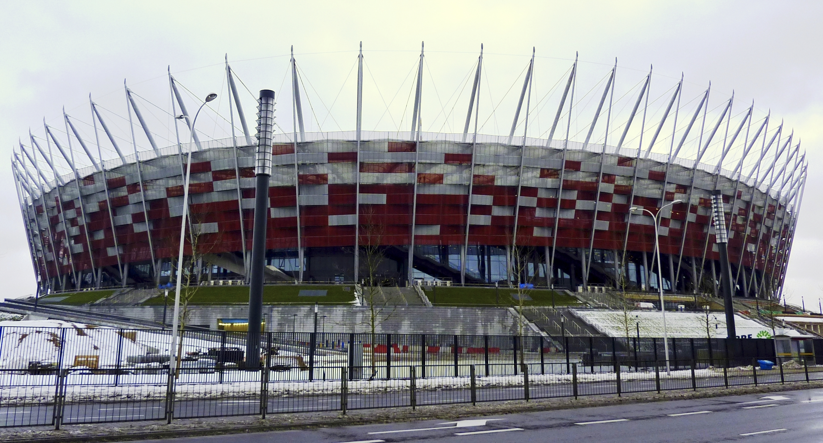 Национальный стадион, Варшава (58.145 чел.)