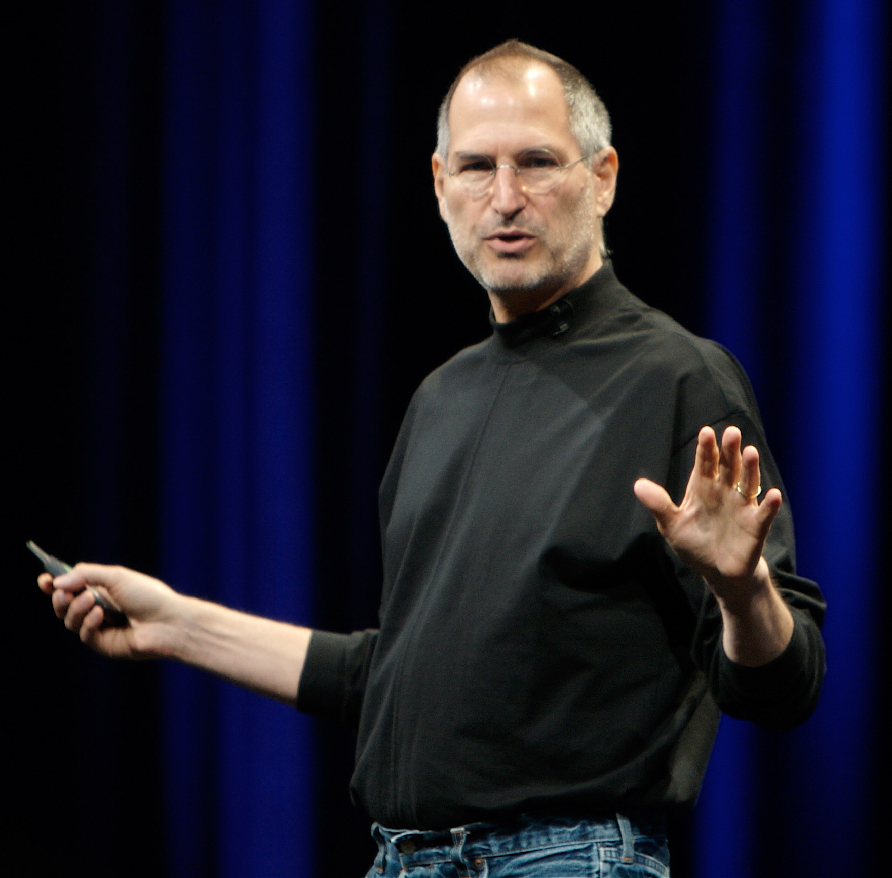 Steve Jobs WWDC07 Steve Jobs: How to Change the World