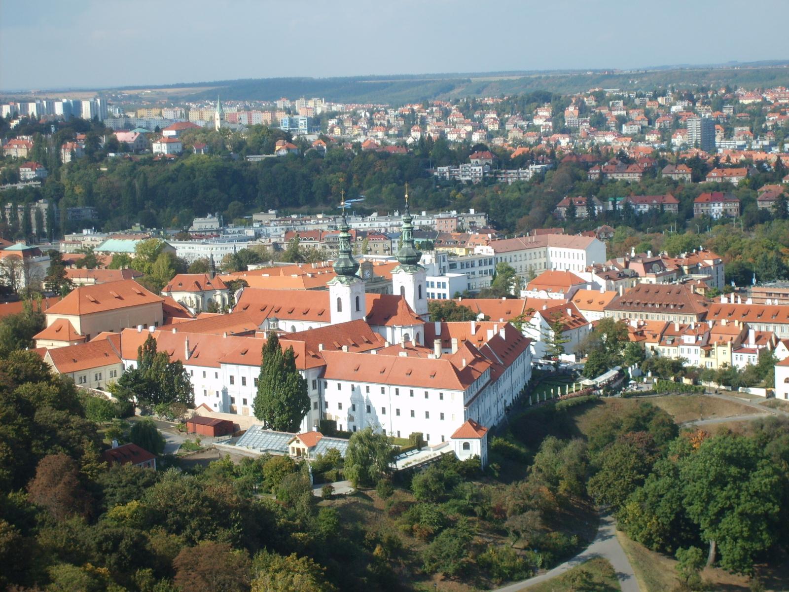 Страговский монастырь strahovsk kl ter