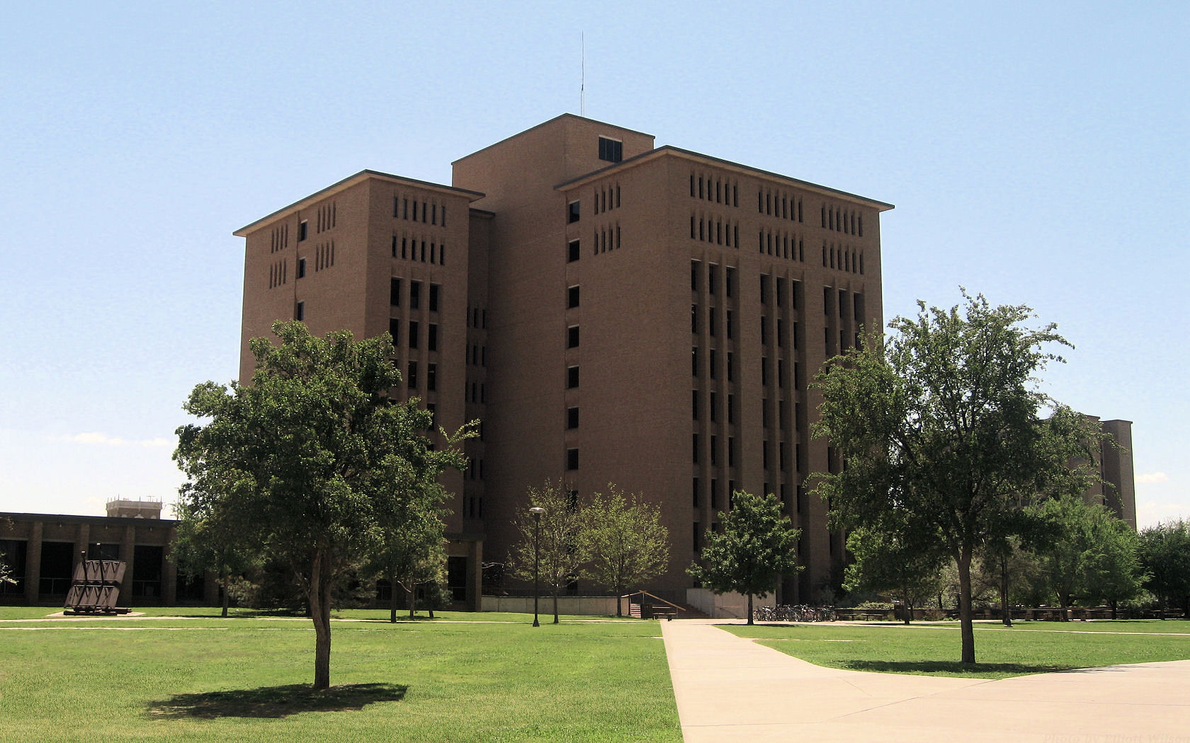 architecture universities in texas