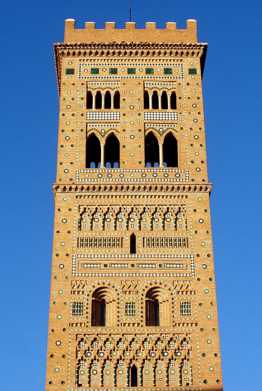File teruel iglesia de san martin wikimedia commons for Arquitectura mudejar