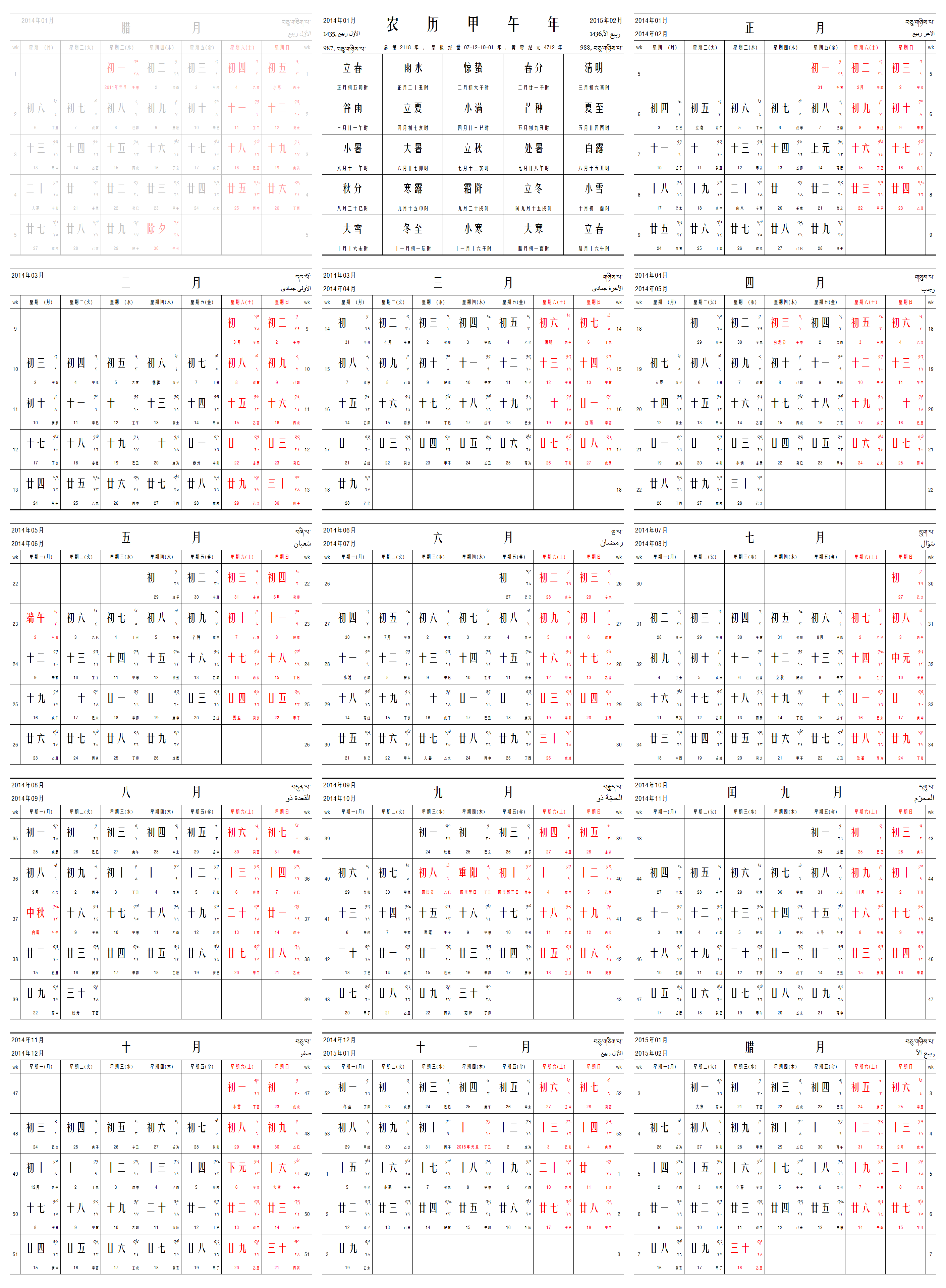 File:The Chinese calendar of Jiawunian png - Wikimedia Commons