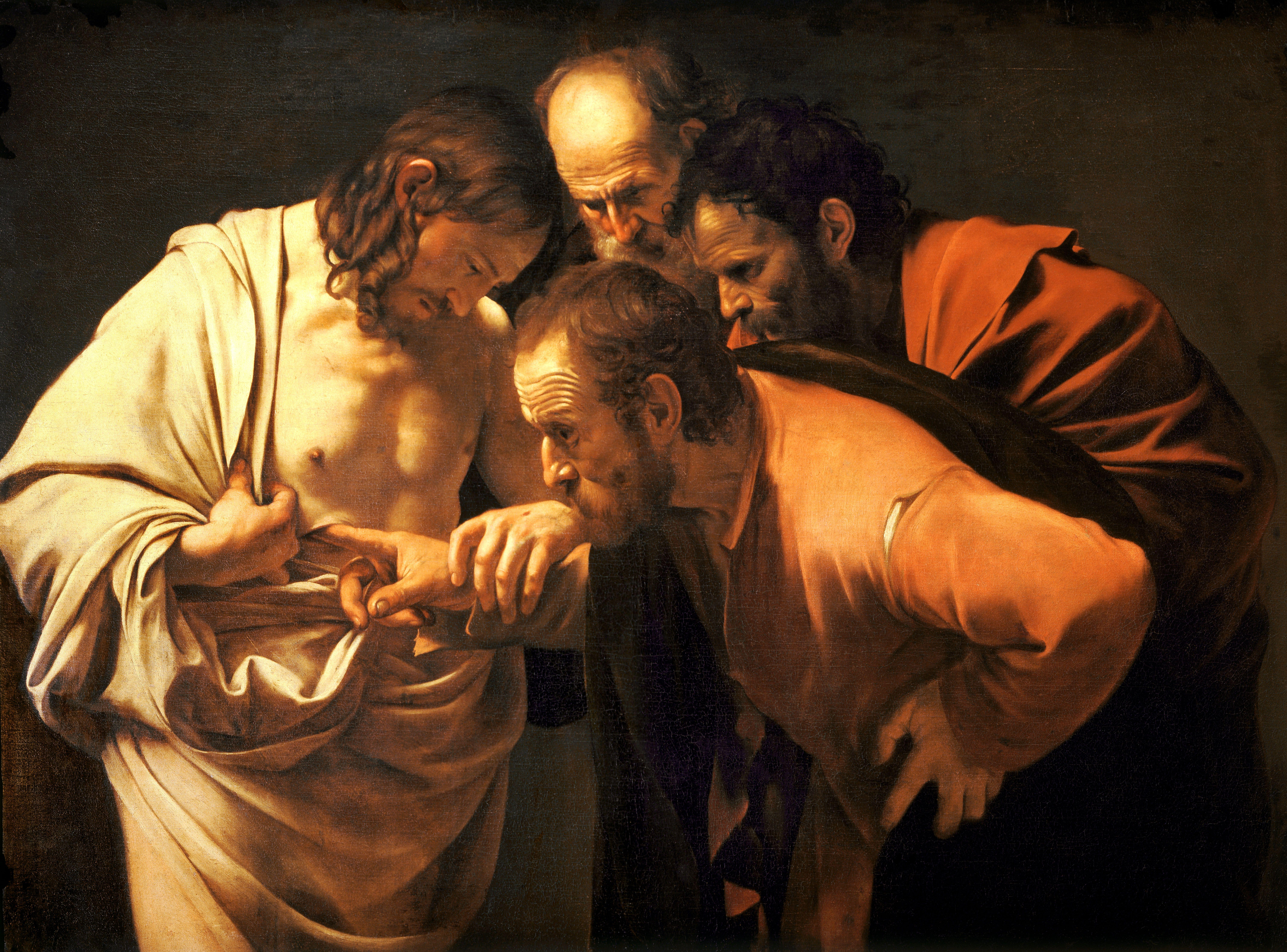 M L Enigma Caravaggio.Modes Of Knowing Mattering Press