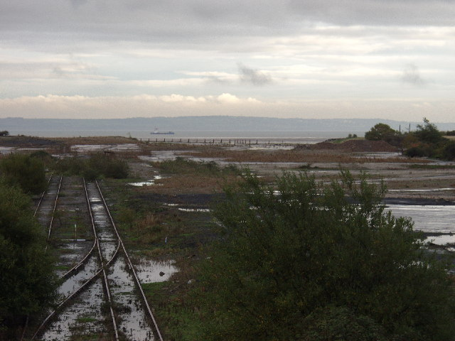 The site of Point of Ayr Colliery - geograph.org.uk - 70635