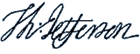 Signature of Thomas Jefferson