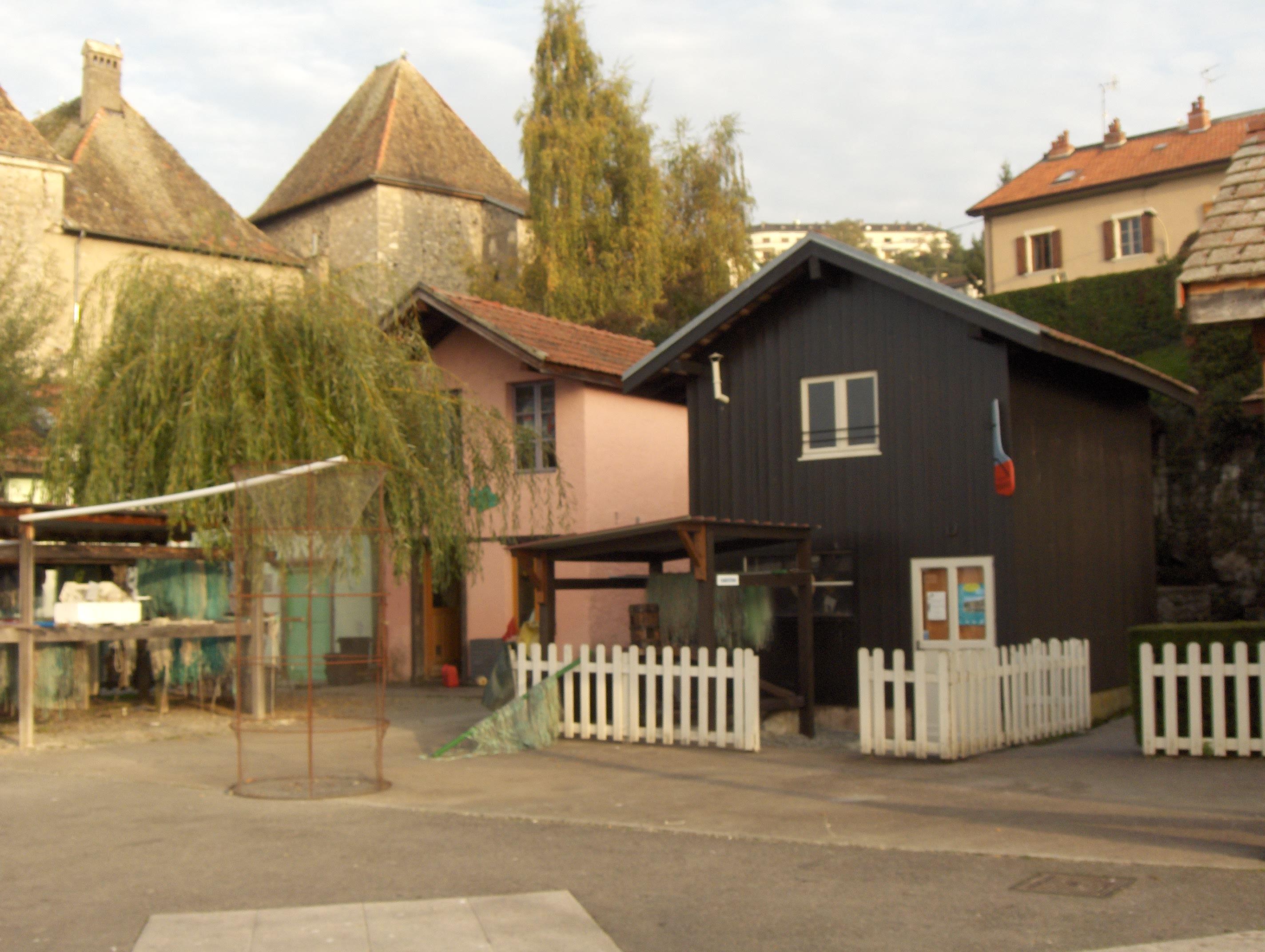 village libertin Thonon-les-Bains