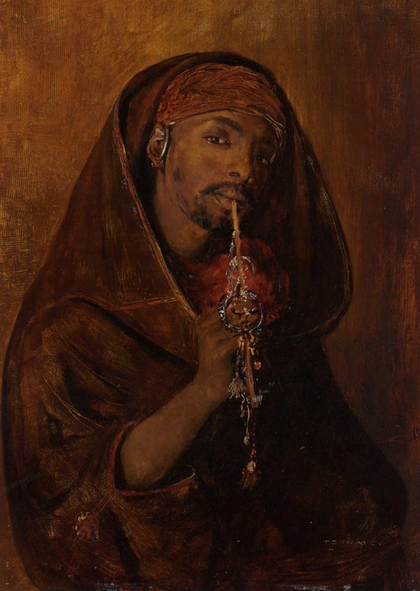File:Tornai The Moorish Smoker.jpg - Wikimedia Commons