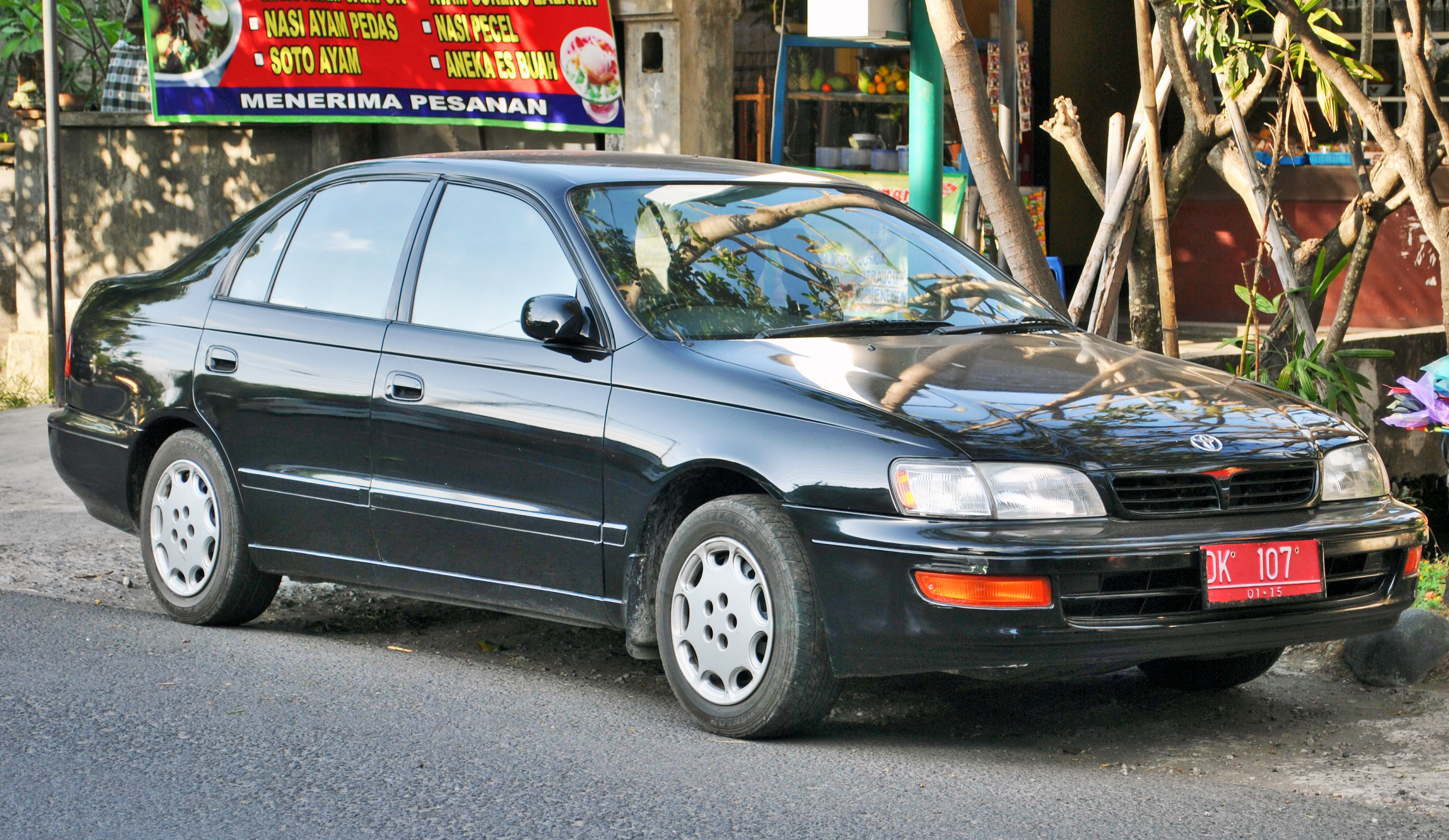 File Toyota Corona Absolute Front Denpasar Jpg Wikimedia Commons