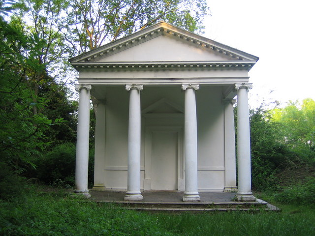Tring Park, The Summerhouse - geograph.org.uk - 185101