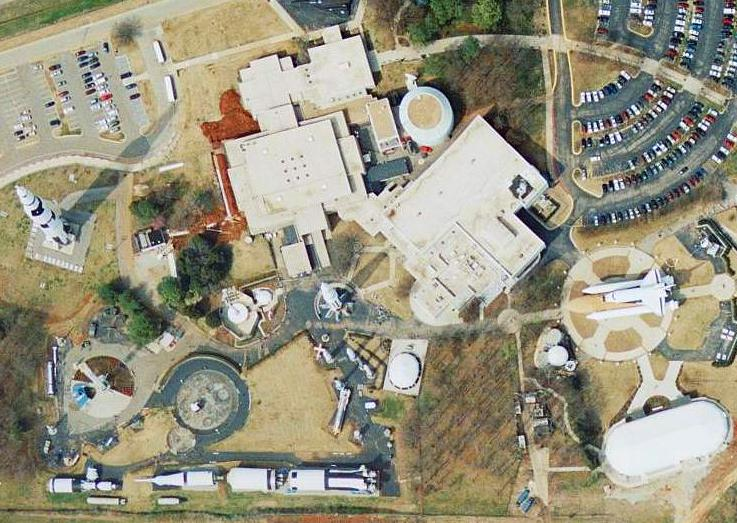 Map of Space and Rocket Center (page 2) - Pics about space