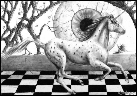 Unicorn - Do not Disturb - Skarbog.jpg