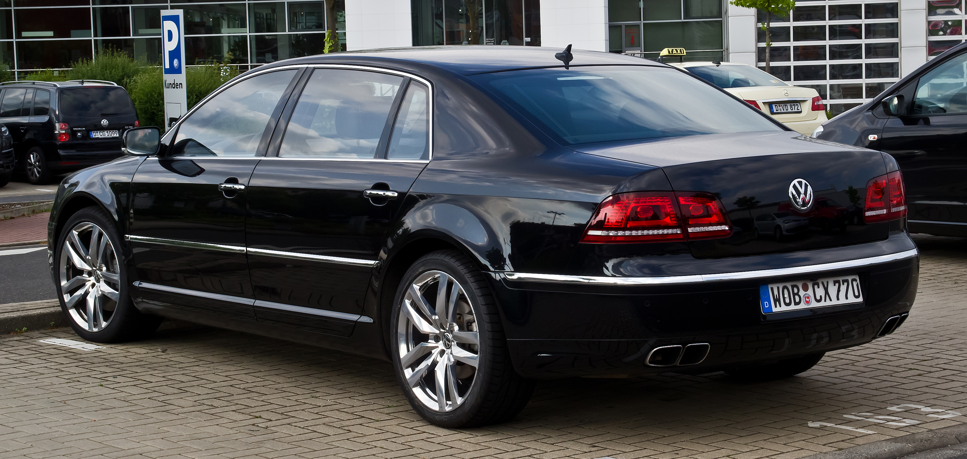 2006 volkswagen phaeton w12 autos post. Black Bedroom Furniture Sets. Home Design Ideas
