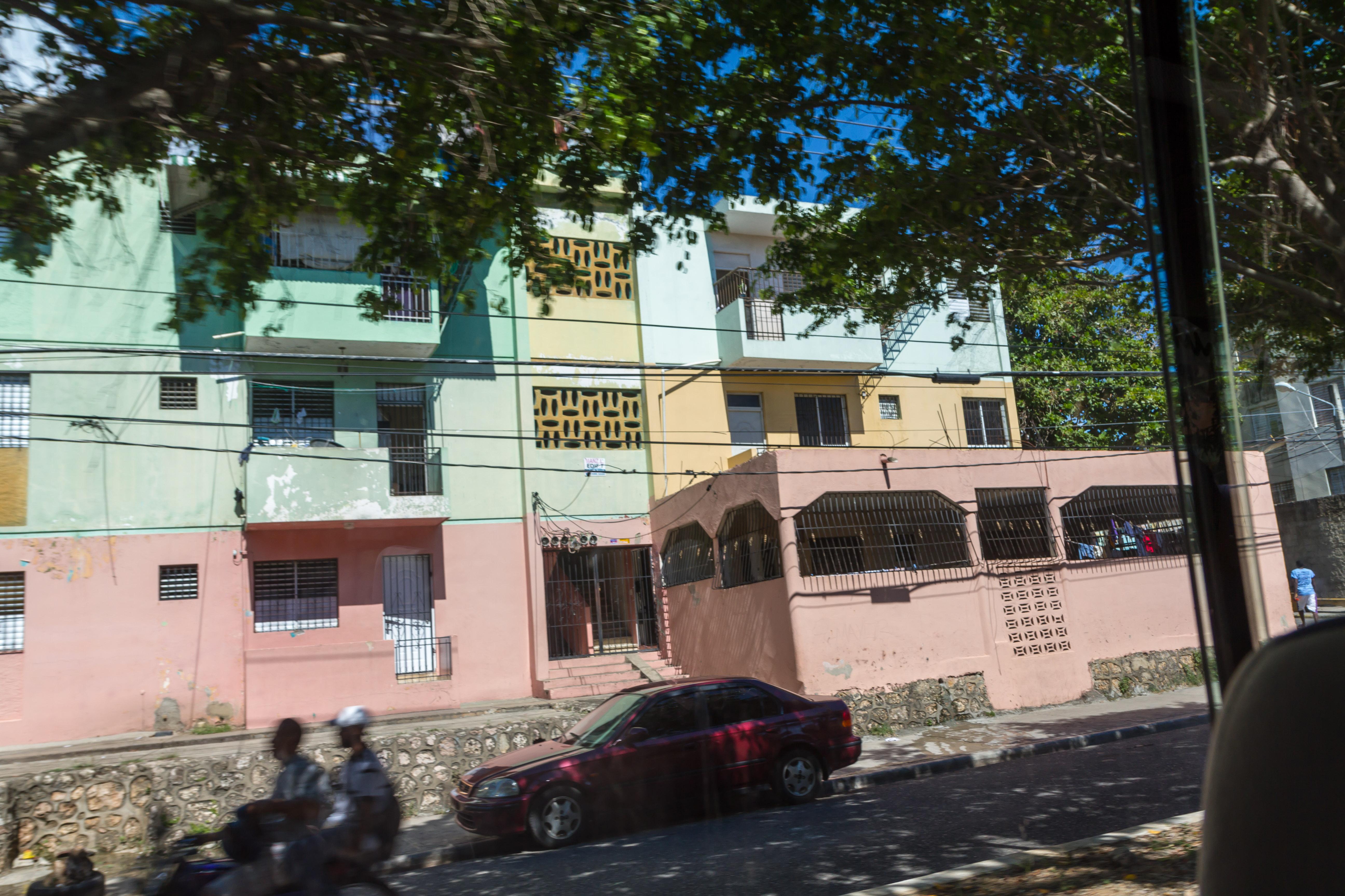 Villa duarte dominican republic
