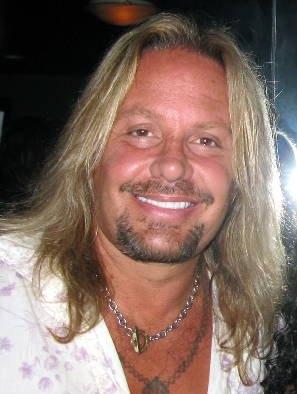The 57-year old son of father (?) and mother(?) Vince Neil in 2018 photo. Vince Neil earned a  million dollar salary - leaving the net worth at 50 million in 2018