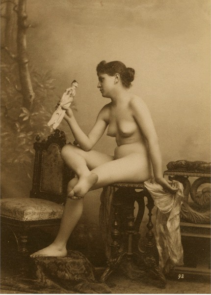 French photographer nudes