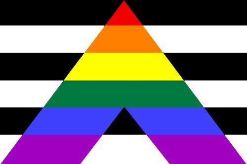 from Killian purple triangle gay