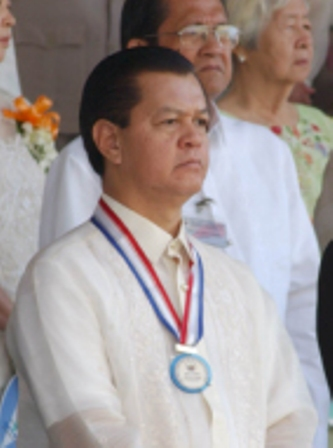 Noli de Castro as Vice President in 2009. - TV Patrol