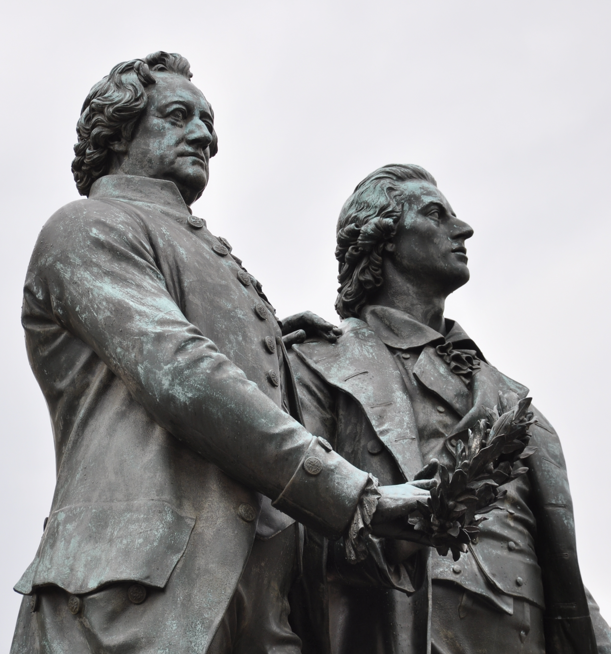 Bekjent Goethe Schiller