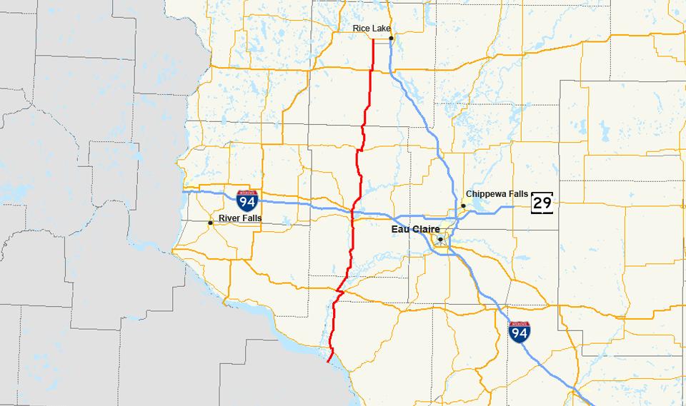 Wisconsin Highway 25 Wikipedia