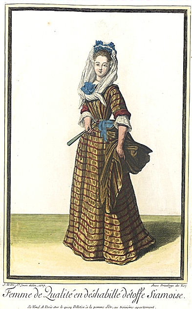 File:Woman in dress made of Siamoise material 1687.jpg ...
