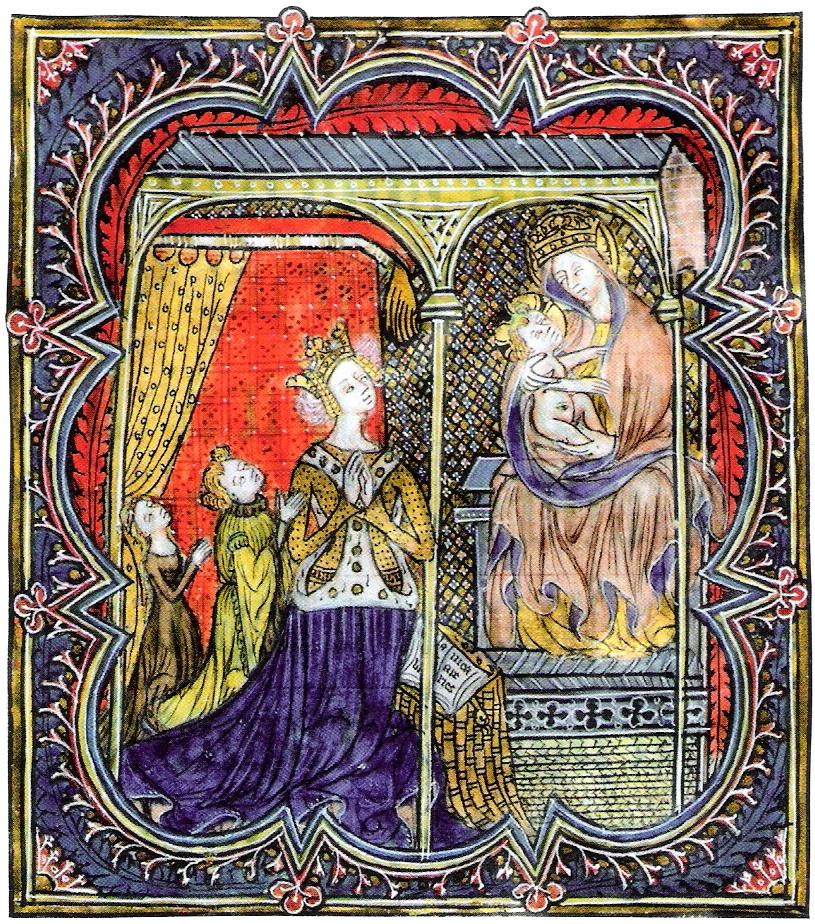 Fichieryolande Aragon Vierge Enfantjpg Wikipédia