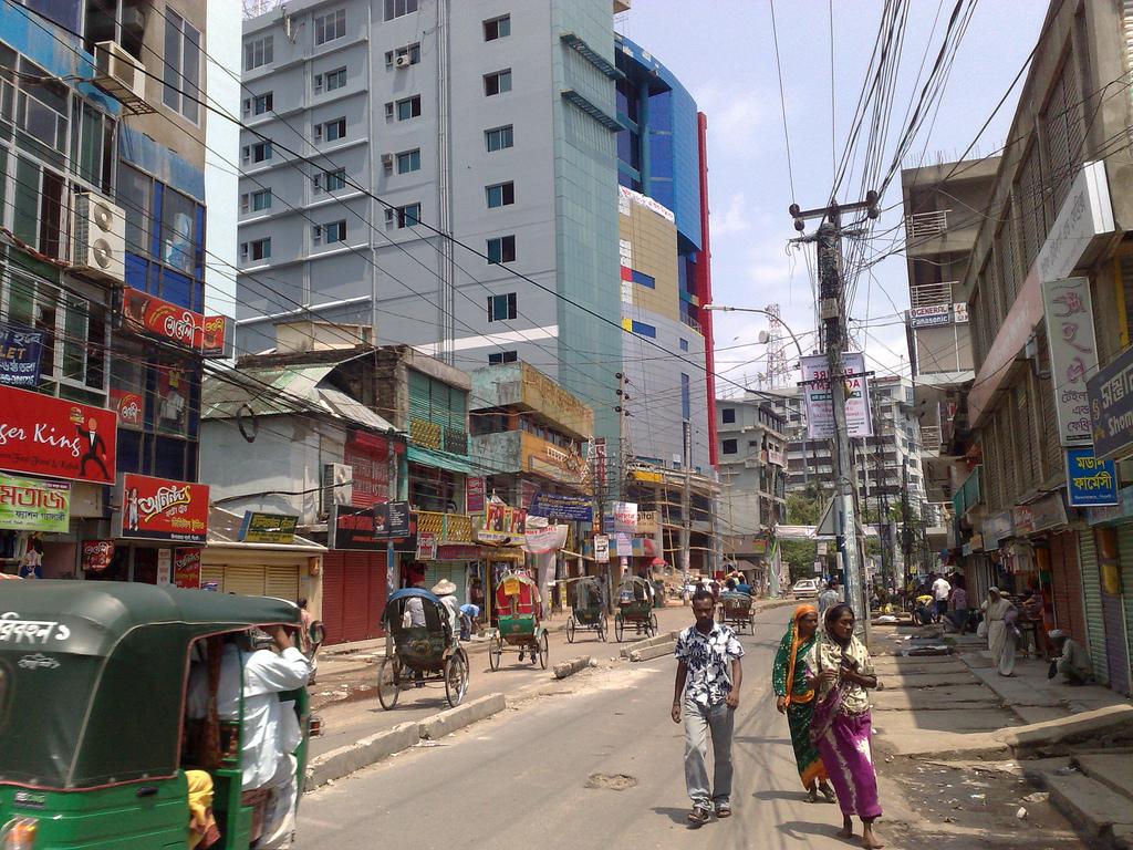 Zindabazar Sylhet on Dance Border